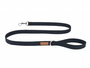 Ami Leiband Cotton zwart 140cmx25mm L