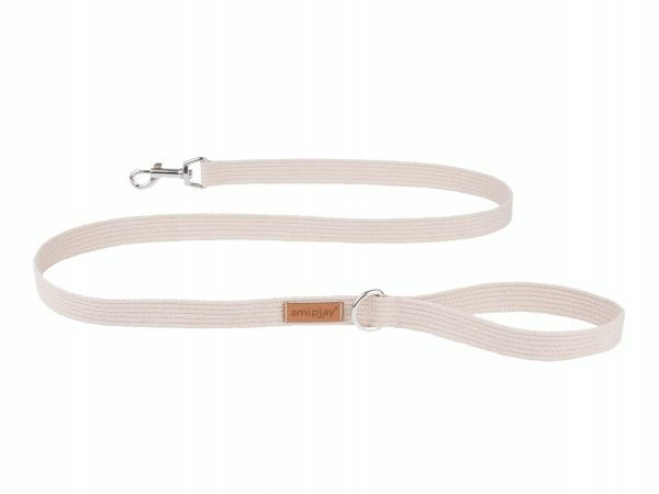 Ami Leiband Cotton beige 140cmx15mm S