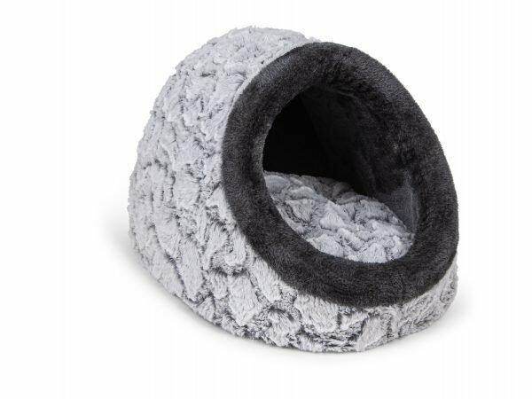 Iglo Mounty Ice grijs/antraciet 45cm