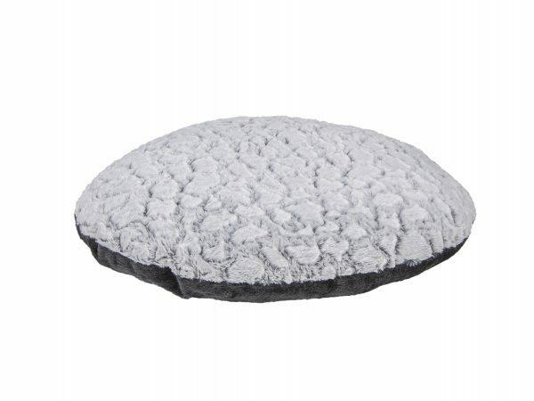 Kussen Mounty Ice grijs/antraciet - 60x45x7cm