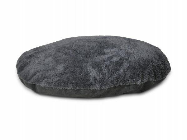 Kussen ovaal Zion grijs 50cm