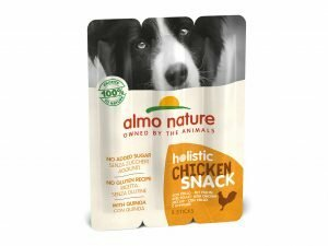 Dog Snack Holistic 3x10g - met Kip
