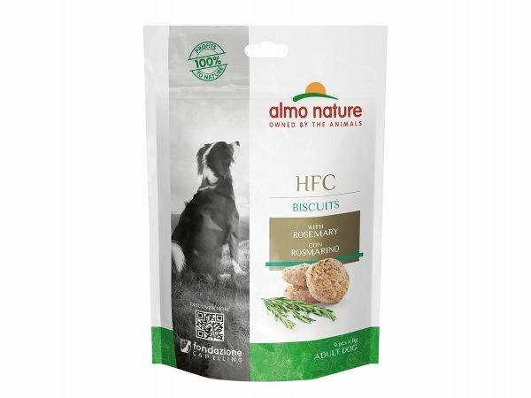HFC Dogs 54g Biscuits - met Rozemarijn