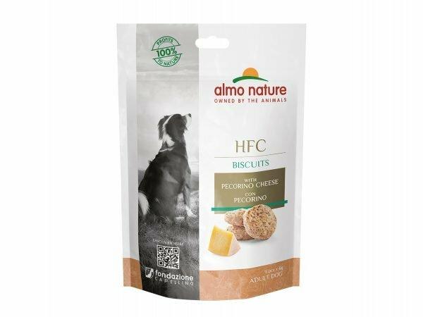 HFC Dogs 54g Biscuits - met Pecorino