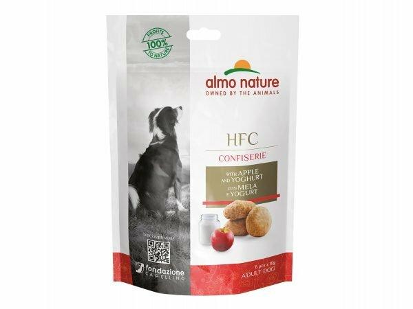 HFC Dogs Confiserie 60g - Appel & Yoghurt