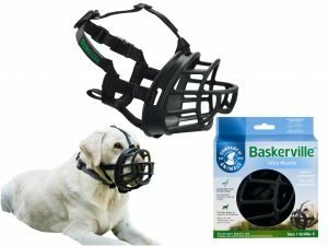 BASKERVILLE ULTRA Muzzle nr 5 Retriever