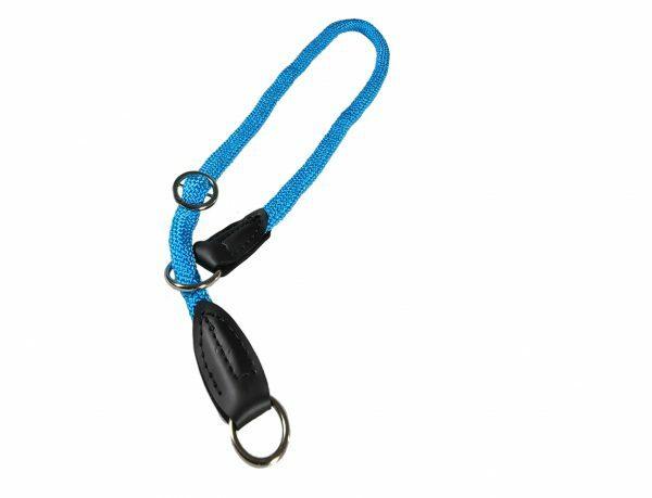Wurger nylon rond lichtblauw 9mmx50cm
