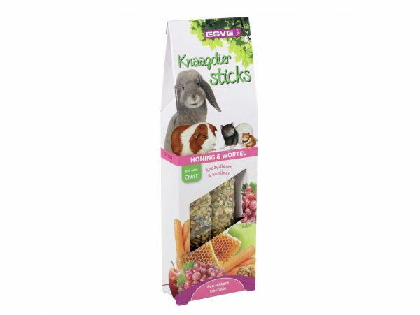 ESVE Knaagdiersticks honing-wortel (2)