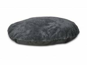 Kussen ovaal Zion grijs 70cm