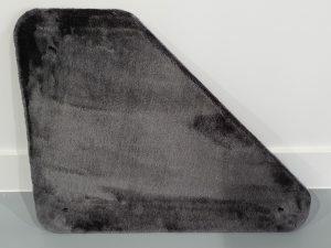 Bovenplaat driehoek - Corner Coon - Dark Grey