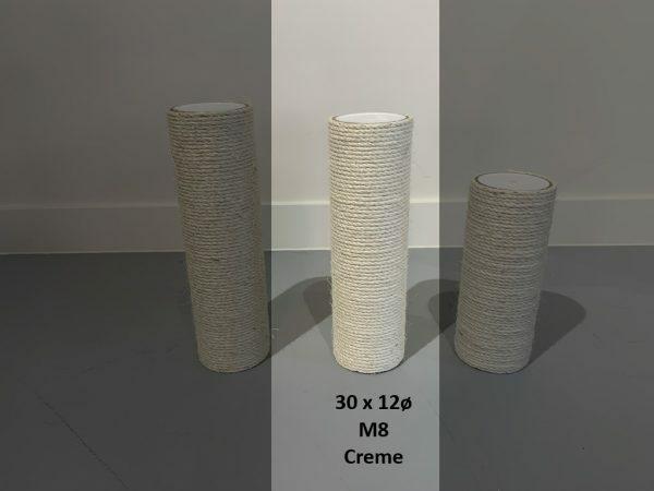 Sisalpaal 30x12Ø M8