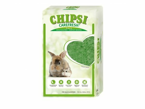 Chipsi Carefresh Green Forest 14 L