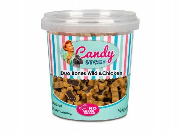 Candy Duo Bones wild & kip 500g