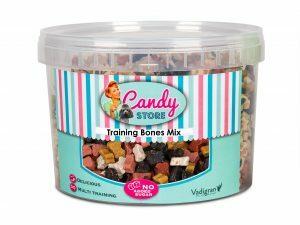 Candy Training Bones Mix 1,8kg