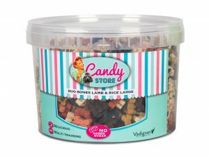 Candy Duo Bones lam & rijst Large 1,8 kg