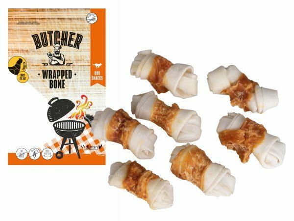 Chicken Wrapped Bone 113g