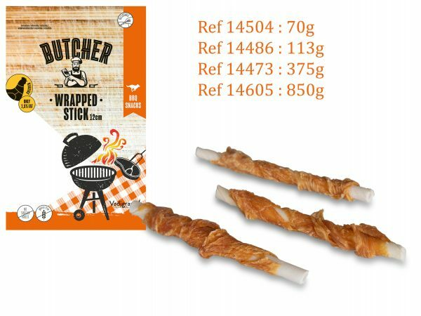 Chicken Wrapped Stick 12cm 113g