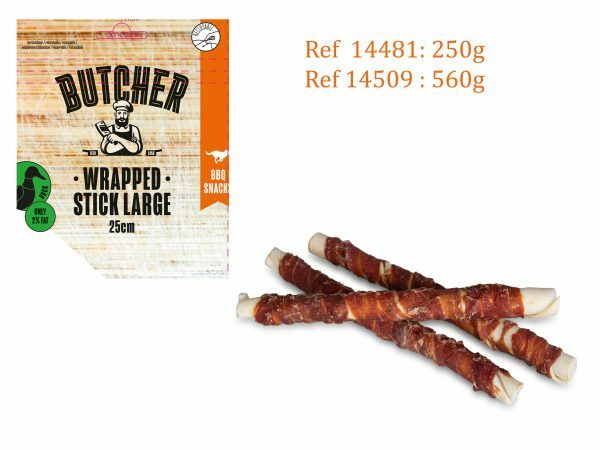 Duck Wrapped Stick 25cm 560g LARGE