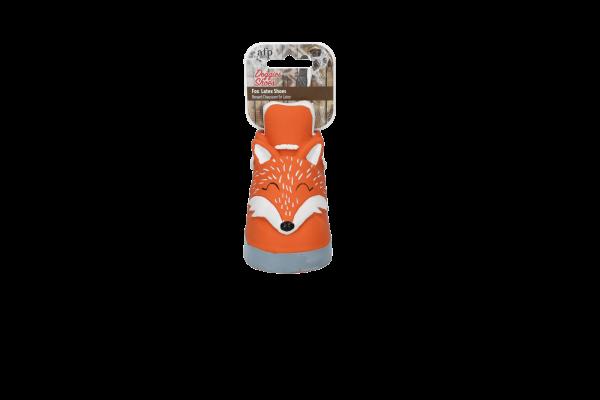 AFP Doggies' Shoes-Fox dog latex shoes