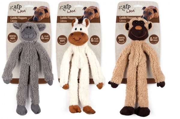 AFP Lambswool-Cuddle floppers