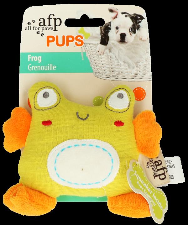 AFP Pups Frog