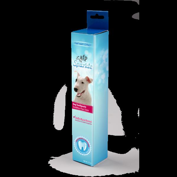 AFP Sparkle Toothpaste Vanilla & Ginger Flavour