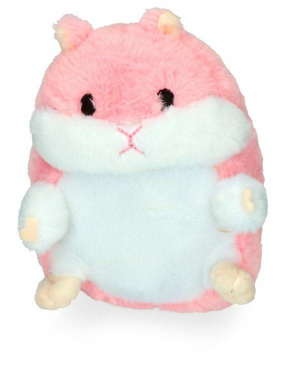 Big Fat Hamster Roze