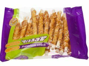 Braaaf Roll Sticks Chicken 12.5 cm (30 pcs)