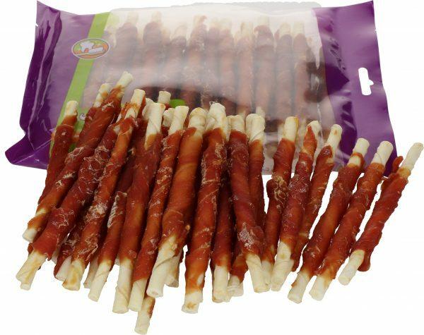 Braaaf Roll Sticks Duck 12.5 cm (30 pcs)