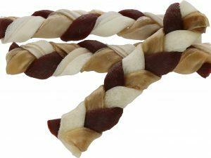 Braaaf Twister Braids 12 cm (3 pcs)