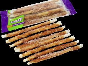Braaaf Twister Chicken 25 cm (8 pcs)