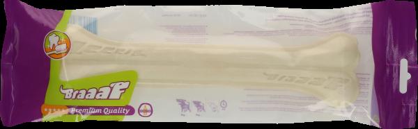 Braaaf White Rawhide Pressed Bone 26 cm (1 pcs)