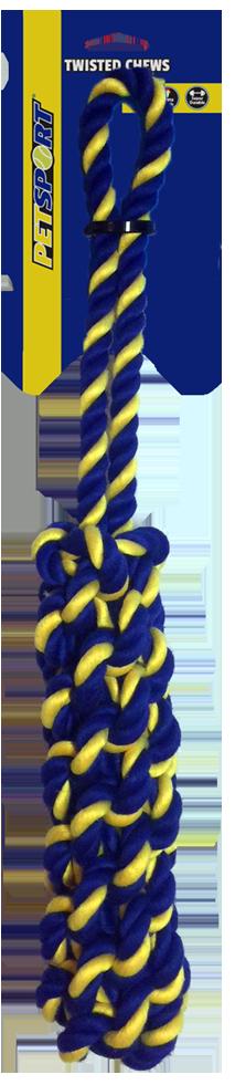 Braided Cotton Rope Bumper Medium 35 cm