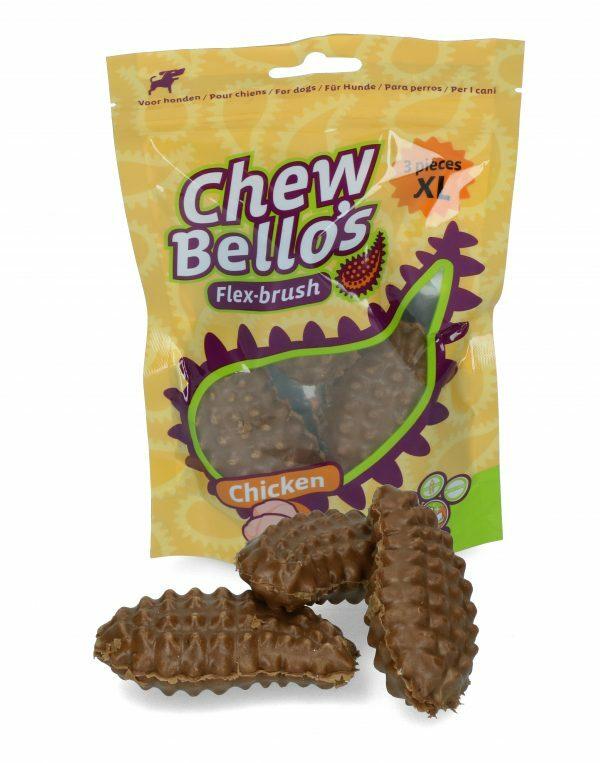 ChewBello's Kip S-L (9 stuks)
