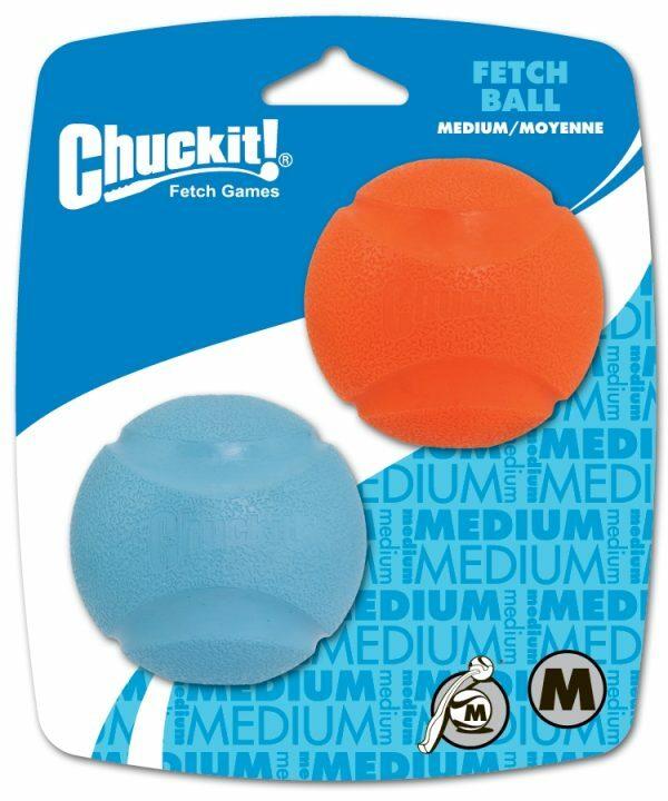 Chuckit Fetch Ball M 6 cm 2 Pack