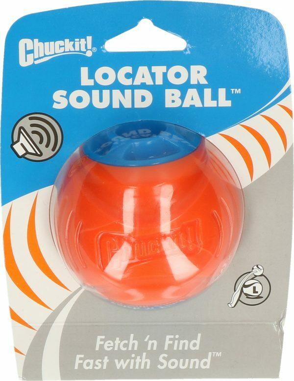 Chuckit Locator Sound Ball Large