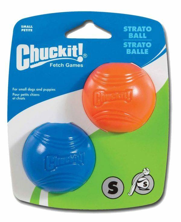 Chuckit Strato Ball Small 2-pk