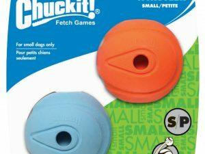 Chuckit The Whistler S 5 cm 2 Pack
