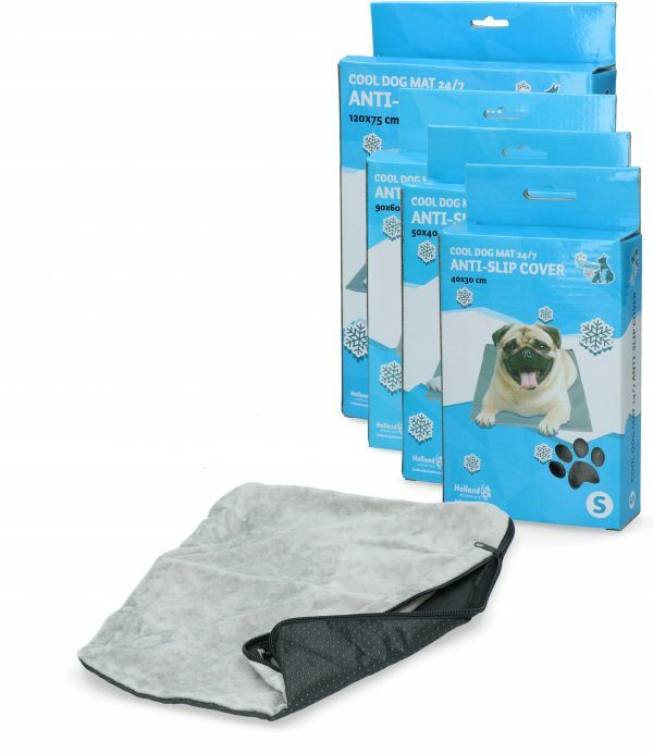 CoolPets Dog Mat 24/7 Anti-Slip Cover (50x40cm) M