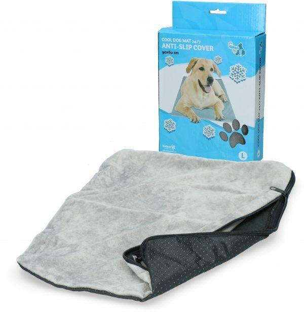 CoolPets Dog Mat 24/7 Anti-Slip Cover (90x60cm) L