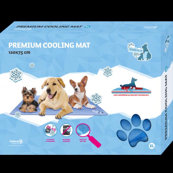 CoolPets Premium Cooling Mat XL (120x75cm)