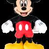 Disney Plush Toy Mickey Mouse