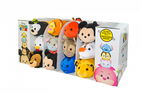 Disney Tsum Tsum Display incl. 12 pc's Medium