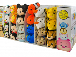 Disney Tsum Tsum Display incl. 24 pc's Small