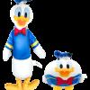 Disney Wiggle Sticks Donald Duck
