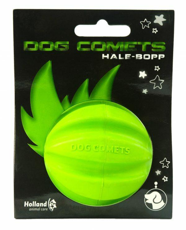 Dog Comets Ball Hale-Bopp Groen