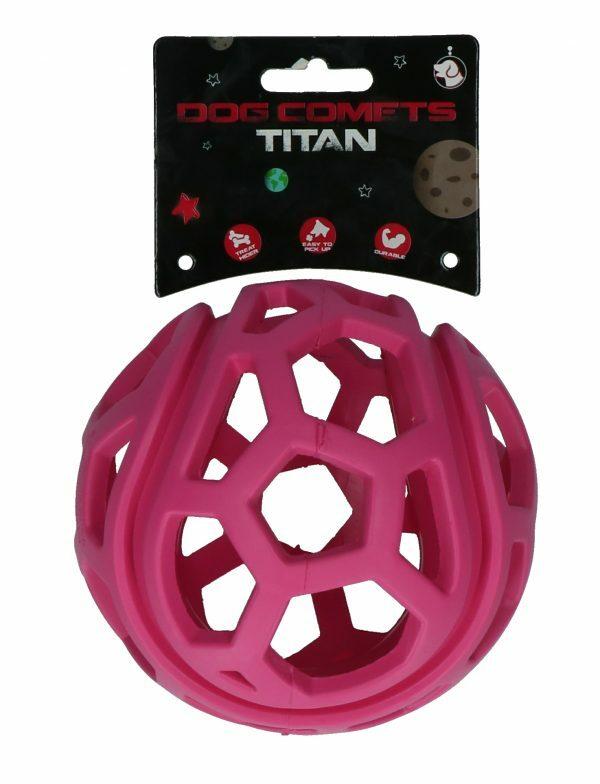 Dog Comets Titan Roze M 11,5 cm