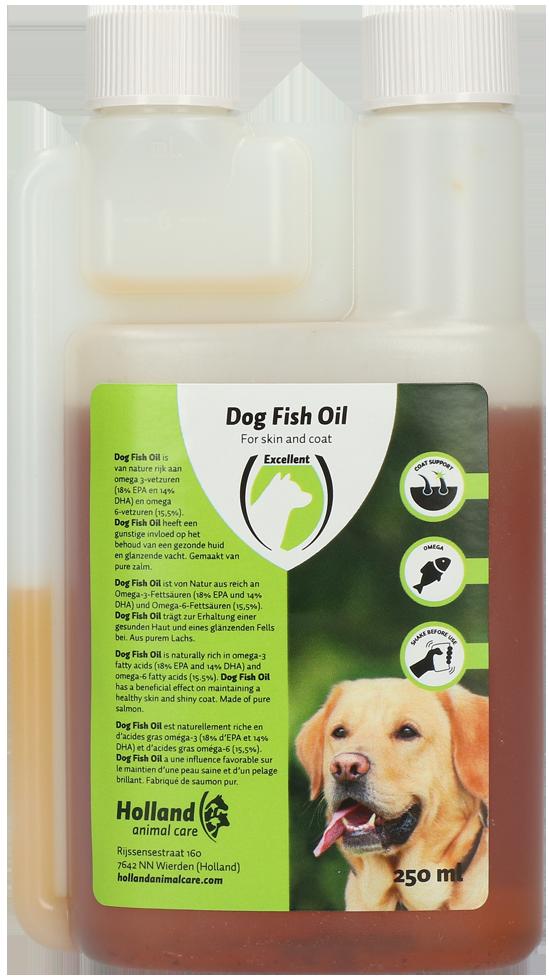 Dog Salmon Oil