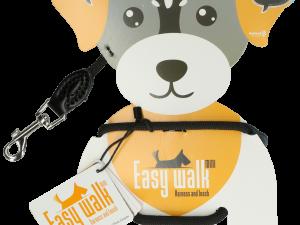Easy Walk Mini Schoudermodel Zwart