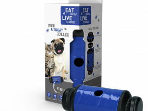 Eat Slow Live Longer Feed and Treat S Blauw